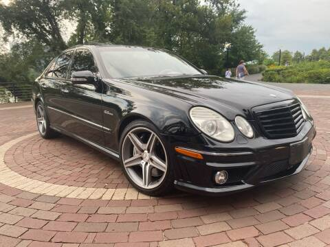 2007 Mercedes-Benz E-Class for sale at Dream Auto Group in Dumfries VA