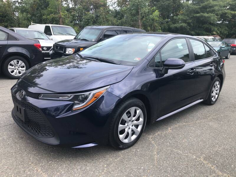 2020 Toyota Corolla for sale at Dream Auto Group in Dumfries VA