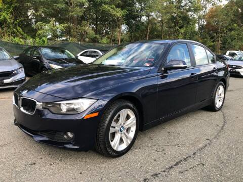2013 BMW 3 Series for sale at Dream Auto Group in Dumfries VA