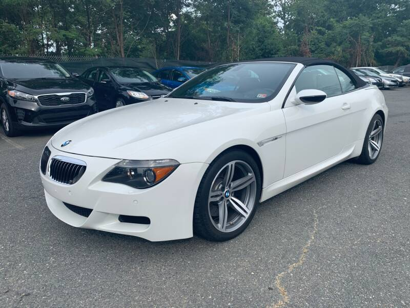 2007 BMW M6 for sale at Dream Auto Group in Dumfries VA