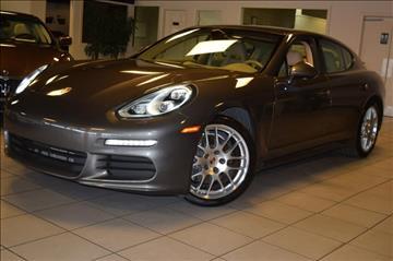 2014 porsche panamera for sale in tampa fl - Porsche Panamera White 2014