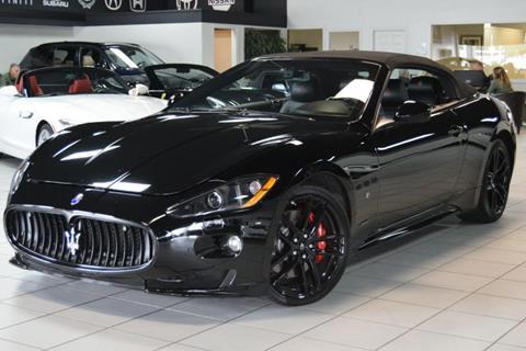 2012 Maserati GranTurismo for sale in Tampa, FL
