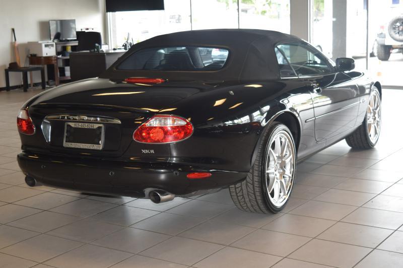 2002 Jaguar XKR