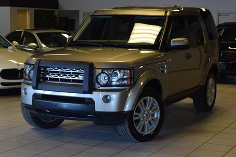 2011 Land Rover LR4 for sale in Tampa, FL