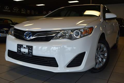 2014 Toyota Camry Hybrid for sale in Tampa, FL