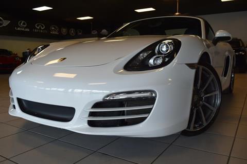 2013 Porsche Boxster for sale in Tampa, FL