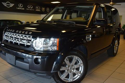 2012 Land Rover LR4 for sale in Tampa, FL
