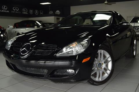 2008 Mercedes-Benz SLK for sale in Tampa, FL