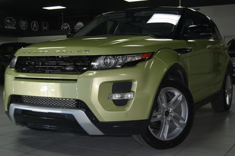 2013 Land Rover Range Rover Evoque for sale in Tampa, FL