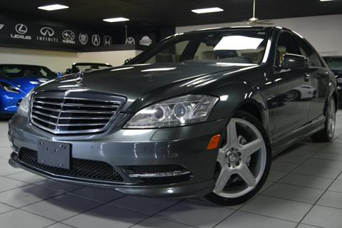 2012 Mercedes-Benz S-Class for sale in Tampa, FL