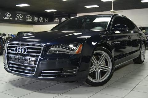 2013 Audi A8 L for sale in Tampa, FL