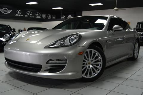 2011 Porsche Panamera for sale in Tampa, FL
