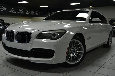 2012 BMW 7 Series for sale in Tampa, FL
