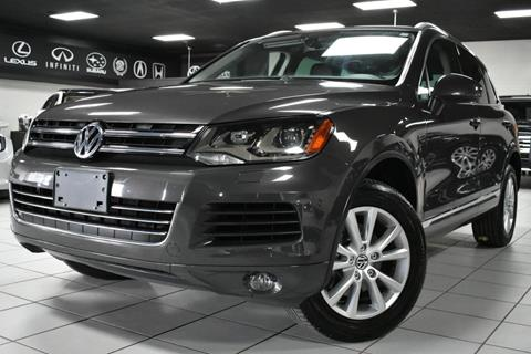 2013 Volkswagen Touareg for sale in Tampa, FL