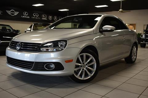 2012 Volkswagen Eos for sale in Tampa, FL