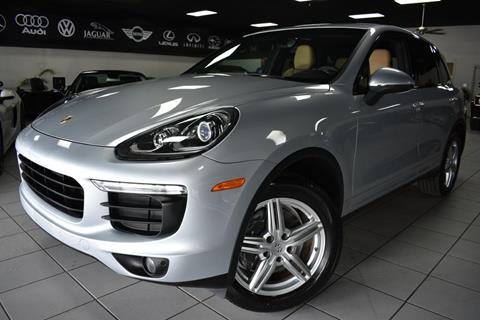 2016 Porsche Cayenne for sale in Tampa, FL