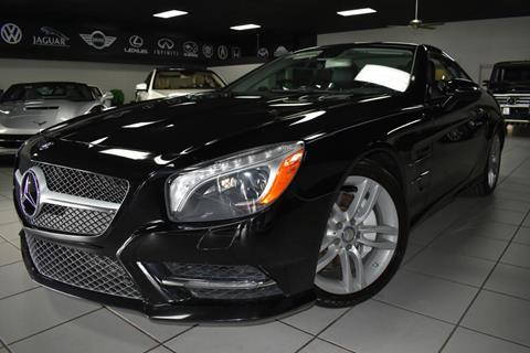 2013 Mercedes-Benz SL-Class for sale in Tampa, FL