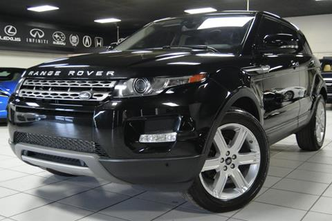 2013 Land Rover Range Rover Evoque for sale in Tampa, FL