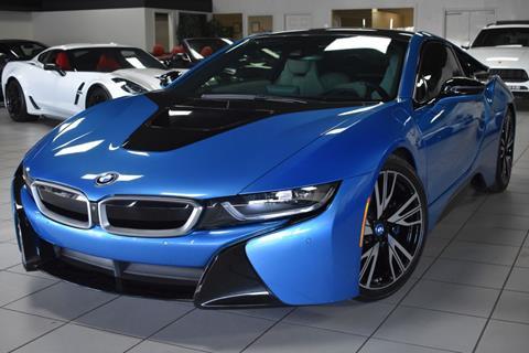 2015 Bmw I8 For Sale In Binford Nd Carsforsale Com