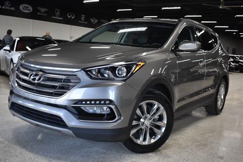 2017 Hyundai Santa Fe Sport for sale in Tampa, FL