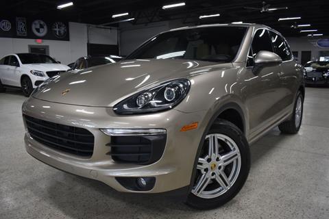 2016 Porsche Cayenne for sale in Tampa, FL