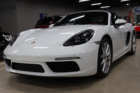 2017 Porsche 718 Boxster for sale in Tampa, FL
