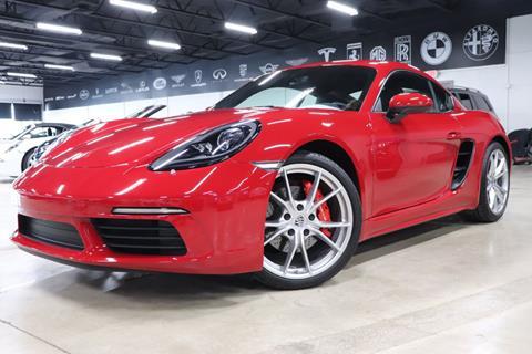 2018 Porsche 718 Cayman for sale in Tampa, FL