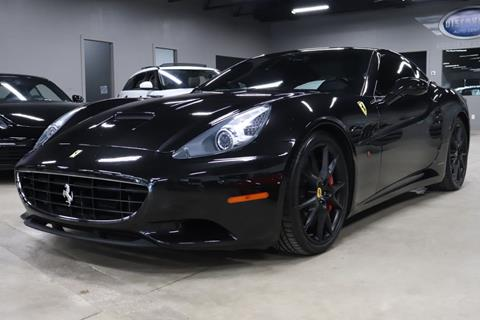 2011 Ferrari California for sale in Tampa, FL