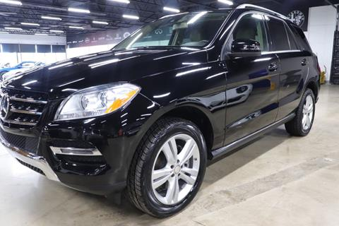 2015 Mercedes-Benz M-Class for sale in Tampa, FL