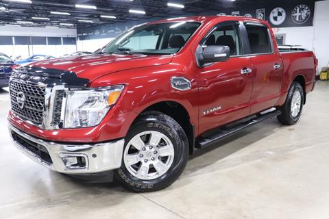 2017 Nissan Titan for sale in Tampa, FL