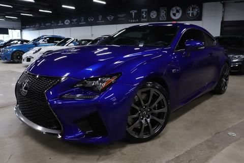 2015 Lexus RC F for sale in Tampa, FL