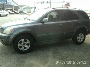 2006 Kia Sorento for sale in Plymouth, IN