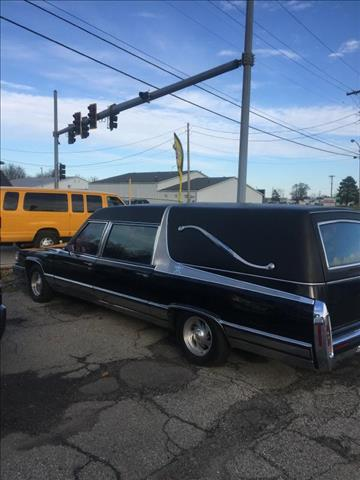 1990 Cadillac Brougham for sale in Plymouth, IN