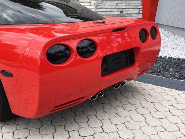 2002 Chevrolet Corvette 2dr Coupe - West Palm Beach FL