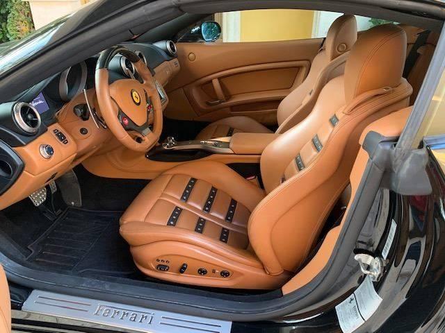 2011 Ferrari California 2dr Convertible - West Palm Beach FL