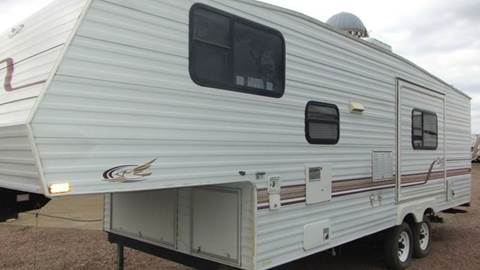 2001 Jayco Qwest for sale in Centerville, SD