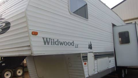 2004 Forest River Wildwood