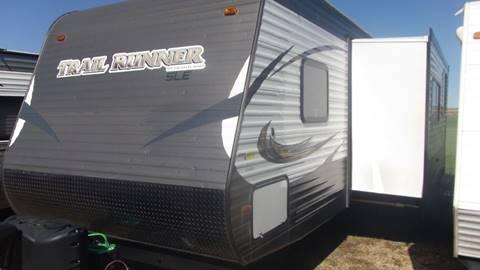 2017 Heartland Trail Runner for sale in Centerville, SD