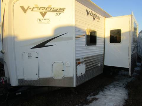 2010 Forest River V Cross for sale at DK Auto in Centerville SD
