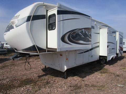 2010 Keystone Montana for sale in Centerville, SD