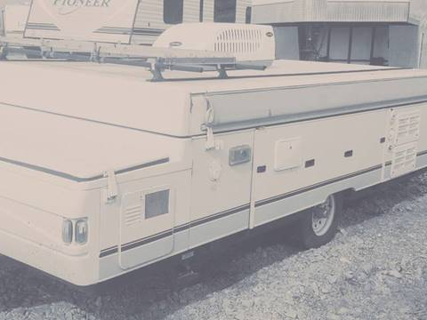 2003 Coleman 19 Grand tour for sale in Centerville, SD