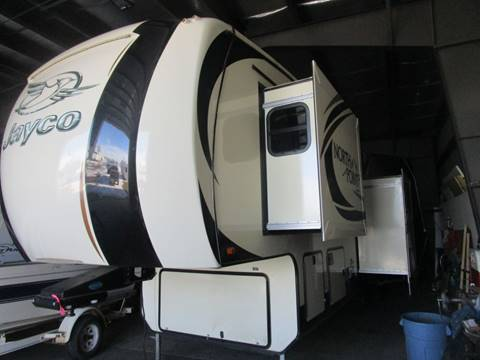 2016 Jayco North Point for sale at DK Auto in Centerville SD