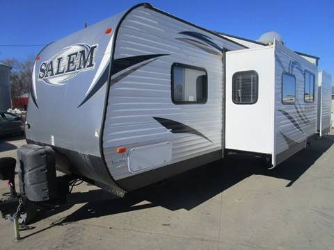 2014 Forest River Salem for sale at DK Auto in Centerville SD