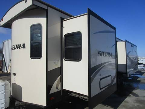 2018 Forest River Sierra for sale at DK Auto in Centerville SD