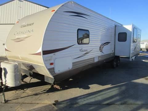 2013 Coachmen Catalina for sale at DK Auto in Centerville SD