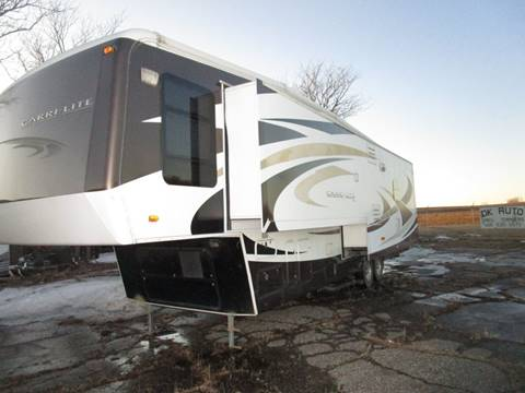2009 Carriage Carri Lite for sale at DK Auto in Centerville SD