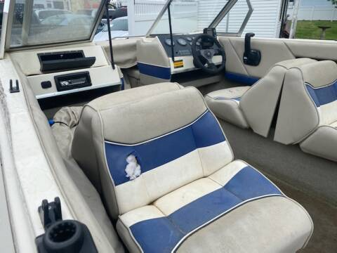1995 Bayliner Open Bow
