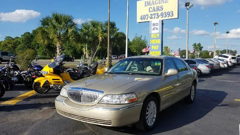 2005 Lincoln Town Car Signature Limited In Orlando Fl Imagine