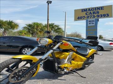2011 Honda Fury for sale at IMAGINE CARS and MOTORCYCLES in Orlando FL