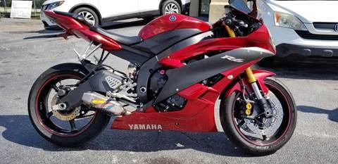 Used 2007 Yamaha YZF-R6 For Sale - Carsforsale.com®